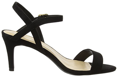 New Look Sheep Low Simple - Zapatos Mujer Black (Black)