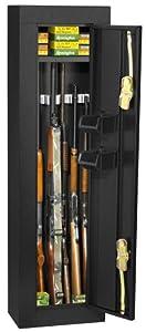 First Watch/Homak 6-Gun Security Cabinet HS30103605 Review