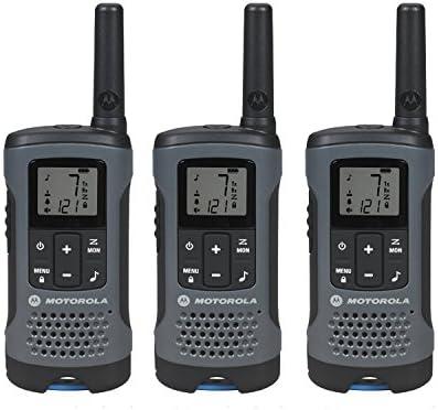 Motorola Talkabout T200TP Walkie Talkie 12 Pack Set 20 Mile Two Way Radios New