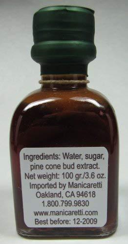 Primitivizia Mugolio Pine Bud Cone Syrup 3.6 Ounce (3 Pack) by PRIMITIVIZIA SPECIALTIES (Image #1)