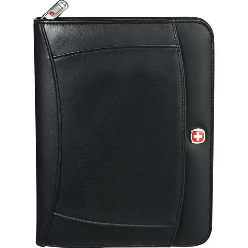 Wenger Junior Size Journal Zippered Around Writing Note Pad