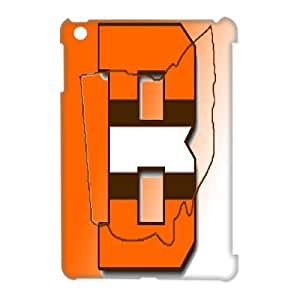 3D Cleveland Browns all Ohio Team IPad Mini Cases, Tyquin {White}