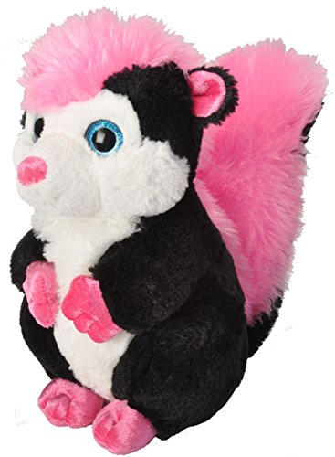 Wild Republic Skunk Plush, Stuffed Animal, Plush Toy, Gifts for Kids, Sweet & Sassy 12 Inches]()
