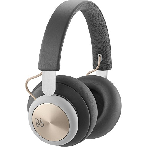 B&O PLAY by Bang & Olufsen Over-Ear Beoplay H4 Wireless Headphones Charcoal Gray by B&O PLAY by Bang & Olufsen