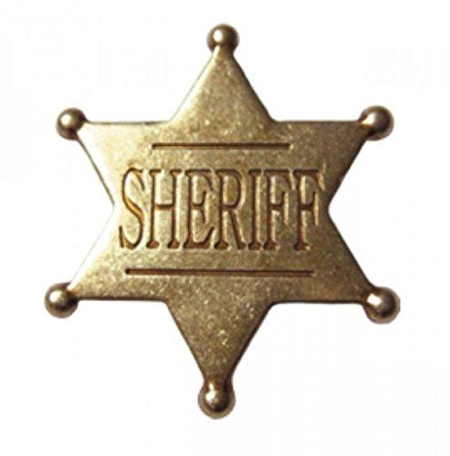 Denix US保安官スターカウボーイ/ウエスタンバッジ   B00U9PDDZ0