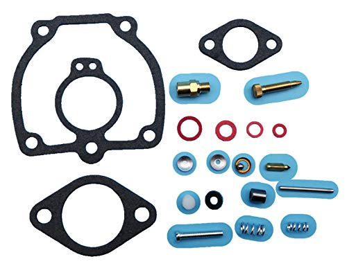 - Tuzliufi Replace Carb Carburetor Rebuild Repair Kit IH Farmall 400 450 656 MV Super H M MTA W4 W6 W9 O4 O6 WR9 47387DB 50983DB 356948R92 357231R92 358065R91 358554R91 378196R94 534932R91 New Z284