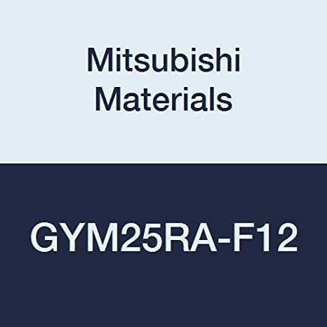 Mitsubishi Materials GYM25RA-F12 GY Series Standard Modular Blade 0.118//0.125//0.128 Seat Right Hand M25 Size 0.472 Grooving Depth