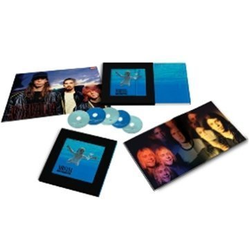 Nevermind [4CD/DVD Super Deluxe] Box set Edition by Nirvana (2011) Audio CD