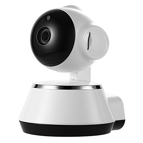 Pagacat Wireless WiFi Baby Monitor Alarm Home Security Ip Camera HD 720P Night Vision For Sale