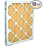 Honeywell DH65 or DR65 9 x 11 x 1 MERV 11 Replacement Filter 12-Pack