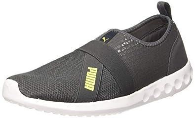 Puma Mens Cario Slip-on Mu Idp Running Shoes