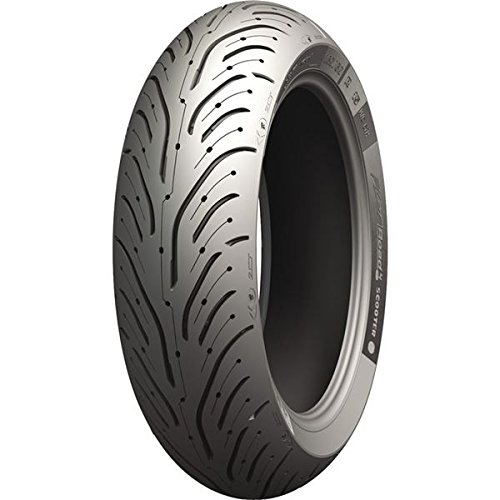 (Michelin Pilot Road 4 Scooter Rear ( 160/60 R14 TL 65H Rear wheel, M/C ))