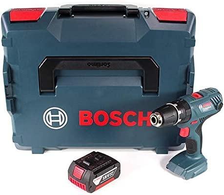 Bosch GSB 18 V-21 - Taladro atornillador de percusión ...