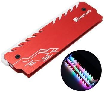 Memory Cooling Heatsink red