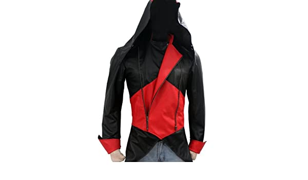 Assassins Creed 3 sudadera con capucha Disfraz & - Chaqueta ...