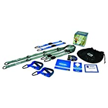 The Human Trainer Suspension Gym Essential Kit with Circuit7 DVD - Suspension Trainer