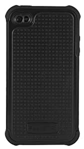 Ballistic BLSGI4BK - Funda para iPhone 4/4S, color negro