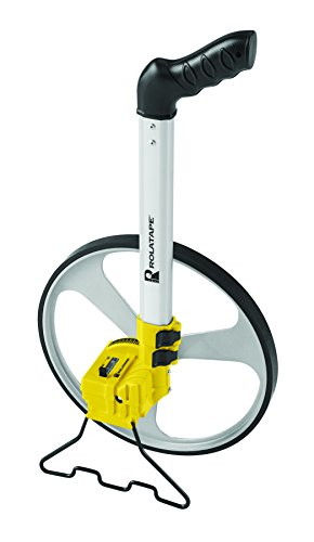 Rolatape RT312M 11-1/4-Inch Single Measuring Wheel Metric (Metric Wheel Measuring)