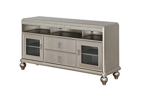 Dazzle Two Drawer Two Door Media Credenza 96645
