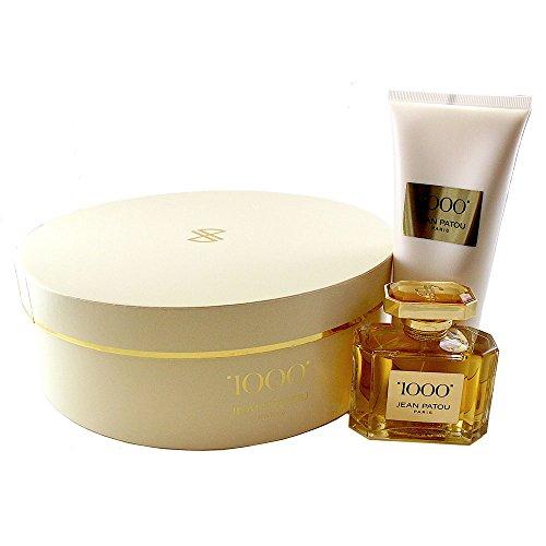 Jean Patou 1000 Fragrance Gift Set (Joy Jean Patou)