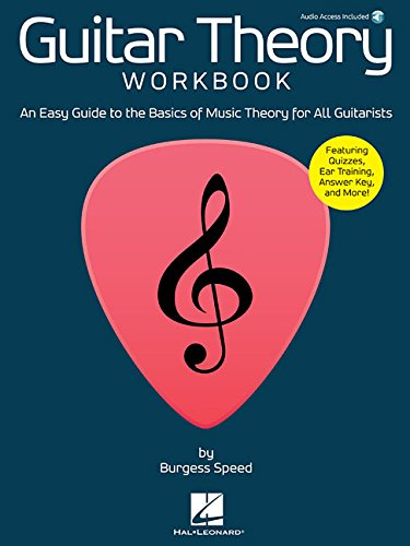 Read Online Guitar Theory Workbook: An Easy Guide to the Basics of Music Theory for All Guitarists pdf