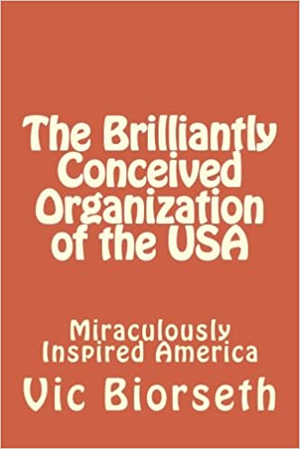 The Brilliantly Conceived Organization of the USA: Concept