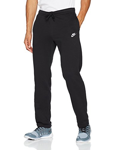 NSW Oh Herren black Farbe Hose Club Nike M White Ft gUTnpq