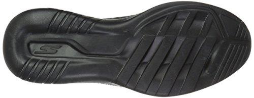 Skechers Fitness de Go Black Mojo Noir Femme Verve Run Chaussures rfrpqUP