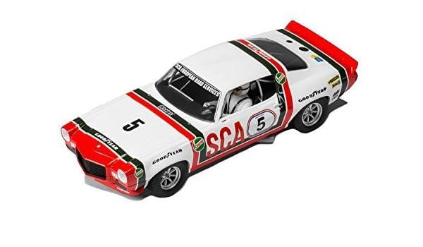 Scalextric 1:32 Scale VW Polo WRC Slot Car by Scalextric: Amazon ...