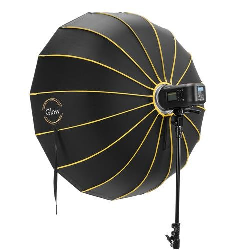 Glow EZ Lock Collapsible Silver Beauty Dish (42'') by Glow (Image #4)
