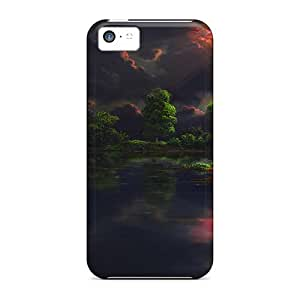 Iphone 5cprint High Quality Tpu Gel Frame Cases Covers