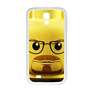 Yellow cute little doll Cell Phone Case for Samsung Galaxy S4