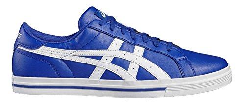 asics CLASSIC BLUE blue white ZAPATILLA 4501 H6Z2Y TEMPO ASICS Yvqta