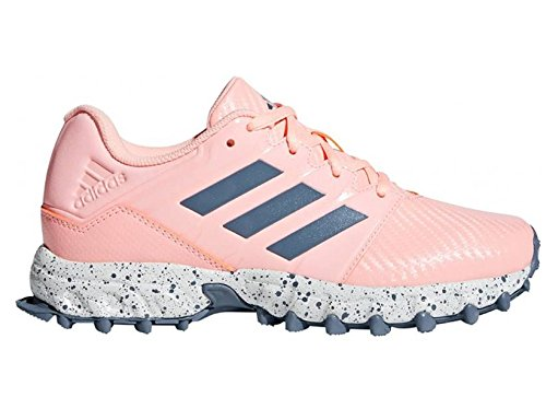 7d62f4ea569 adidas Hockey Jr Roze hockeyschoenen Kids Size 28 Grey: Amazon.co.uk ...
