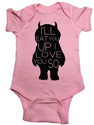 Where The Wild Things Are Baby One Piece