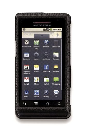 Body Glove Glove Snap-On Case for A855 Motorola Droid ()