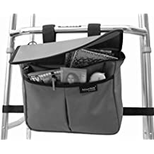 Walk About Walker Or Scooter Bag Black. By Adaptable Designs