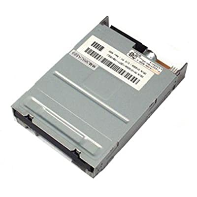 "Dell Optiplex/Dimension 1.44 3.5"" black floppy drive - 5R212 by Dell Computers"