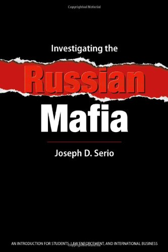 the russian mob essay Free essay: one of the most famous types of organized crime in the past and present is the russian mafia this article entails the rational.