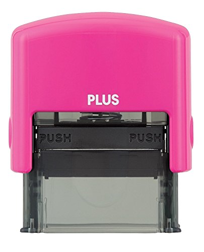 Plus Guard Your ID Stamp, Small Pink, 1 Pad