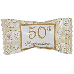 50th Anniversary Buttermints,7oz.(198g)