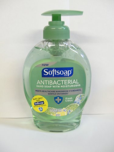 Softsoap Antibacterial Hand Soap Ingredients - 5