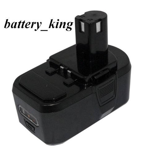 18V 18 volt 3000mAh Replacement Drill Battery For RYOBI C...