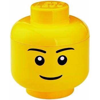 Lego, Storage Head Small Boy