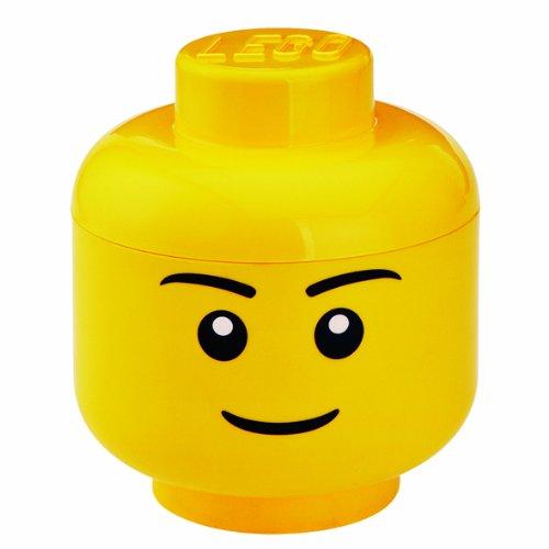 Lego Storage Head Small Boy