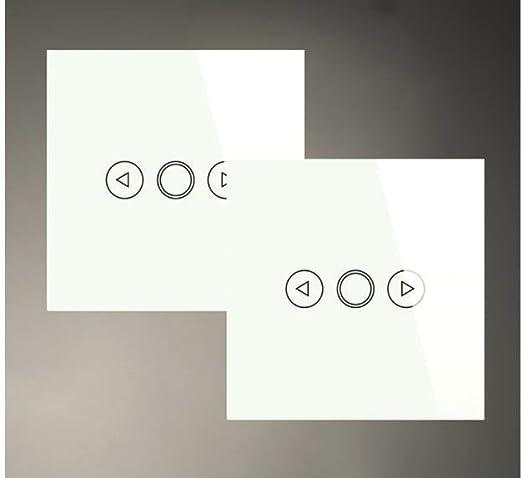 Double Blanc variateur d/'intensité