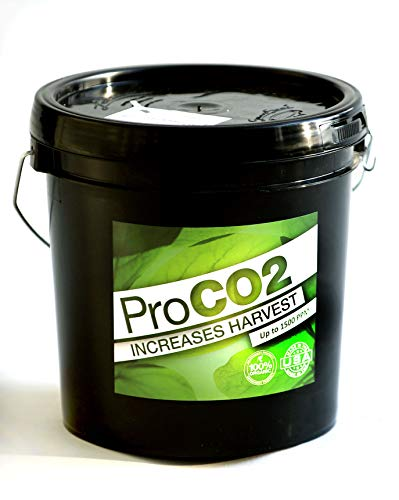 ProCO2 XL Bucket w/ Handle - Natural Releasing Carbon Dioxide Boost
