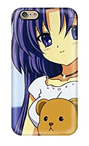 Jamesmeggest Case Cover For Iphone 6 - Retailer Packaging Clannad Protective Case