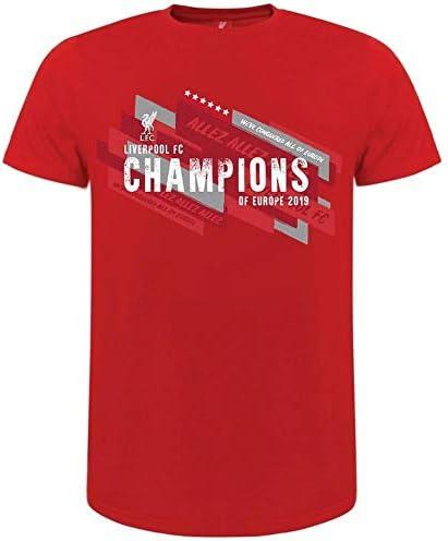 Liverpool F.C. - Camiseta para Hombre (Talla M), diseño de los ...