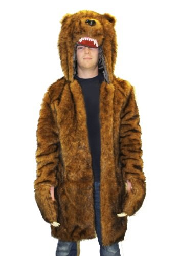 Workaholics Official Bear Coat Standard